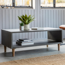 Gal Bergen Cube Coffee Table