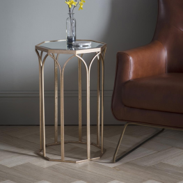 Gal Canterbury Side Table