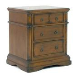 Zocalo Toscana 3 Drawer Nightstand