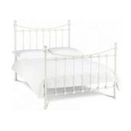 Bentley Designs Alice 3ft Bedstead Ant White