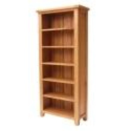 Furniture Link Hampshire Bookcase Large