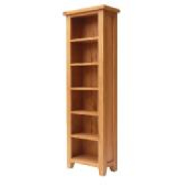Furniture Link Hampshire Bookcase Slim