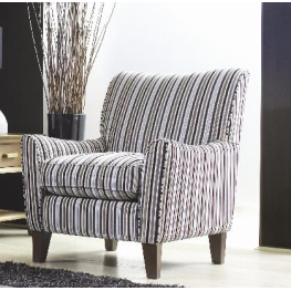 Ashley Manor Alexis Accented Chair B Grade