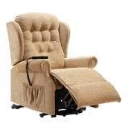 Sherbourne Upholstery Lynton Small Lift & Rise Dual Recliner