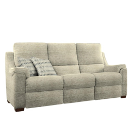 Parker Knoll Albany 3 Seater Sofa Fixed