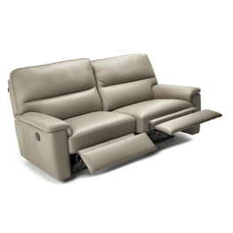 Julia Leather Sofa Range