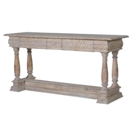 Imperial Refectory Console Table