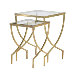 Nest of 2 Greek Curve Tables