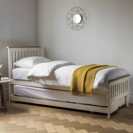 Banbury Guest Bed White